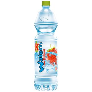 KUBUŚ Waterrr Napój o Smaku Truskawki 1,5l