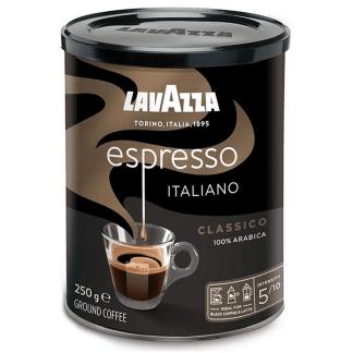 LAVAZZA Espresso Italiano Mielona Puszka 250g