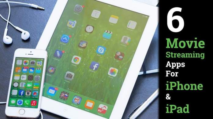 apps with free movie, iPhone apps for free movies, movies streaming free