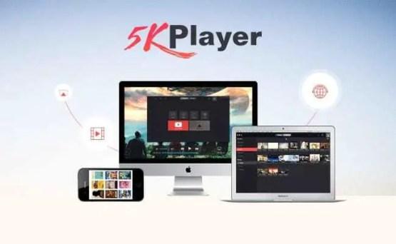 5k player media , video player like vlc