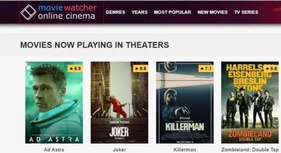 movie watcher , free movies download