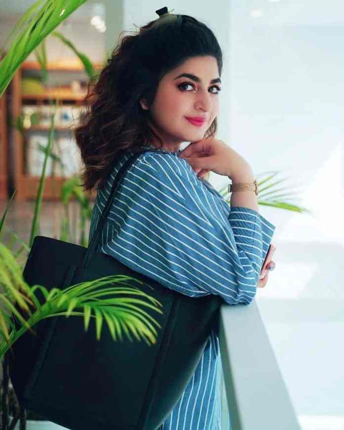 Pakistani bloggers on Instagram, Fatima Irfan Shaikh