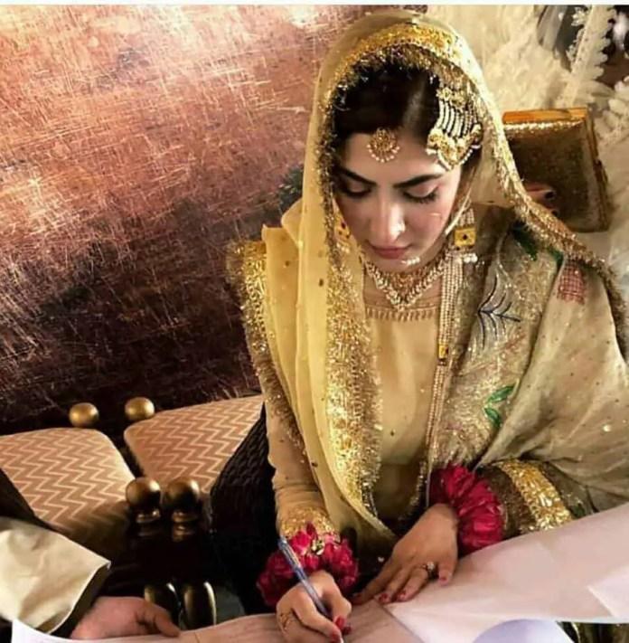 Khawar wedding