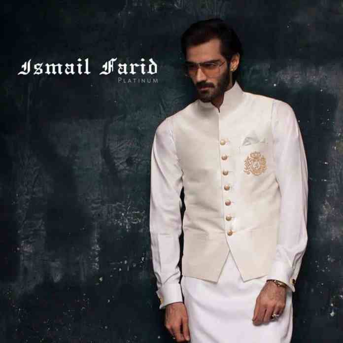 Male dress design in Pakistan, ismail farid