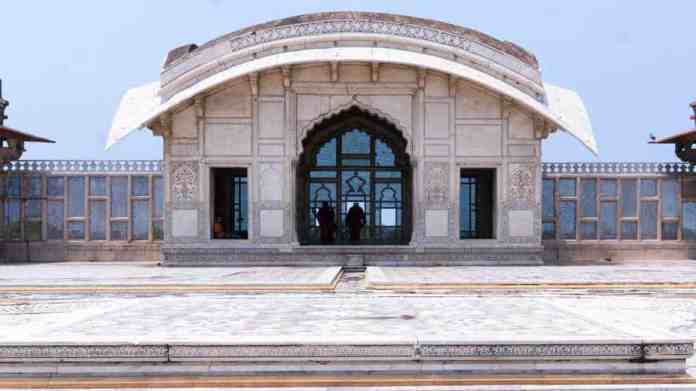 history of shahi qila