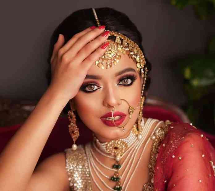 bridal makeup lahore , online makeup shopping in pakistan