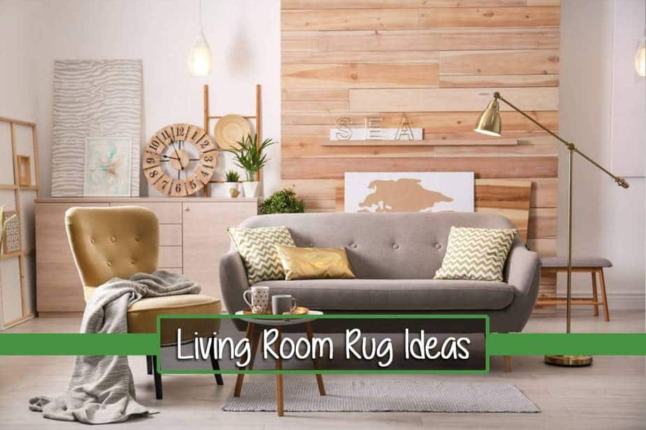Living Room Rug Ideas That Will Change Everything | Paktales