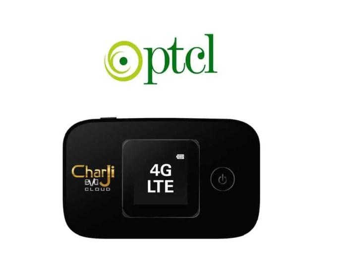 ptcl wifi device price