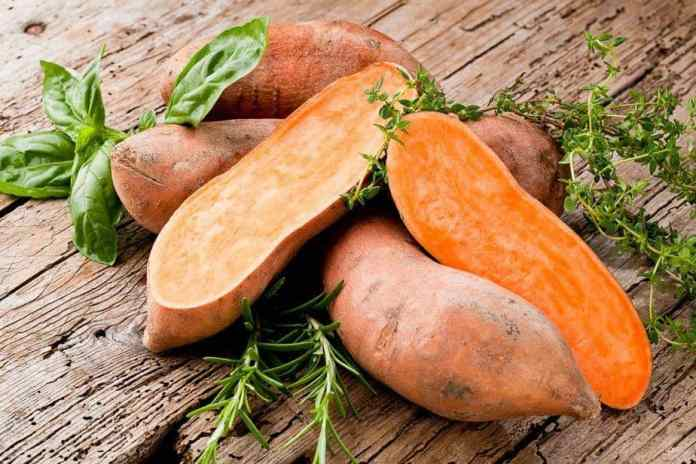 mashed sweet potato recipes
