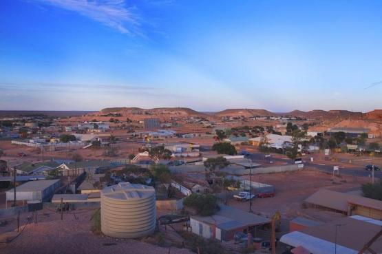 cooper pedy town, australia, most remote places on earth