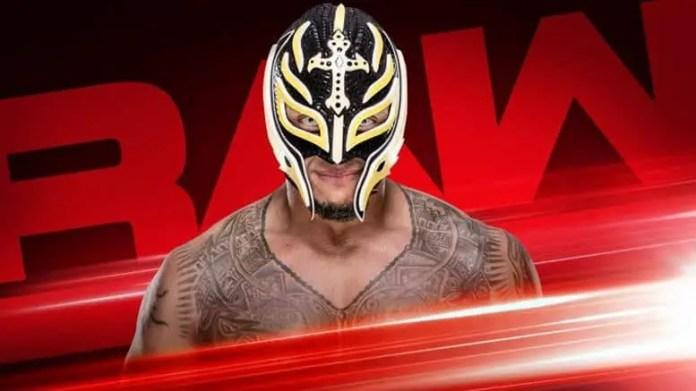 WWE Crown Jewel, Rey Mysterio