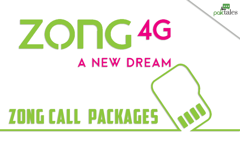 zong call packages, zong daily call package, zong weekly call package, zong monthly call package, zong call packages code
