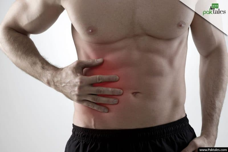 What Is Causing Sharp Pain Under My Right Rib Cage? | Paktales
