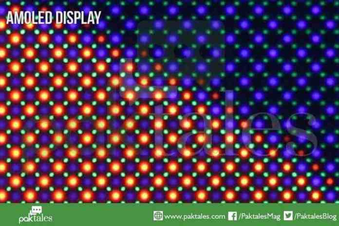 cell phone oled screen