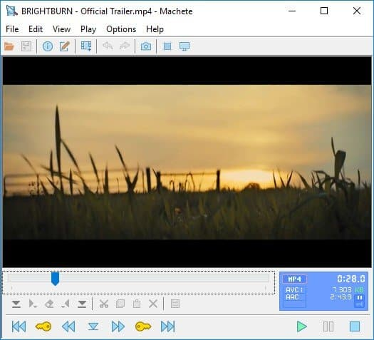 free video editing software