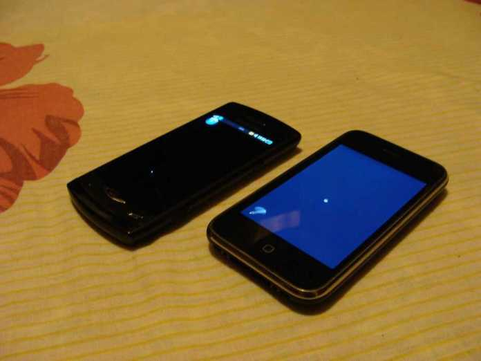 oled mobile phones