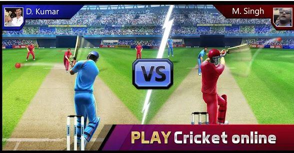 cricket game android download