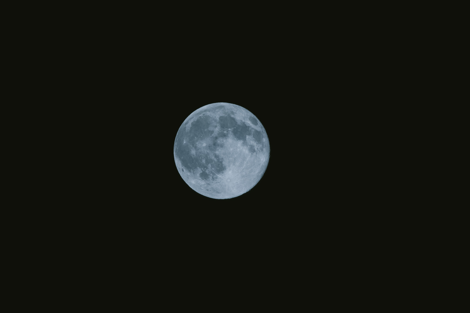 「満月の夜」の写真