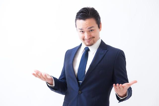 まだ日本語で消耗しているの?と挑発的な外国人男性