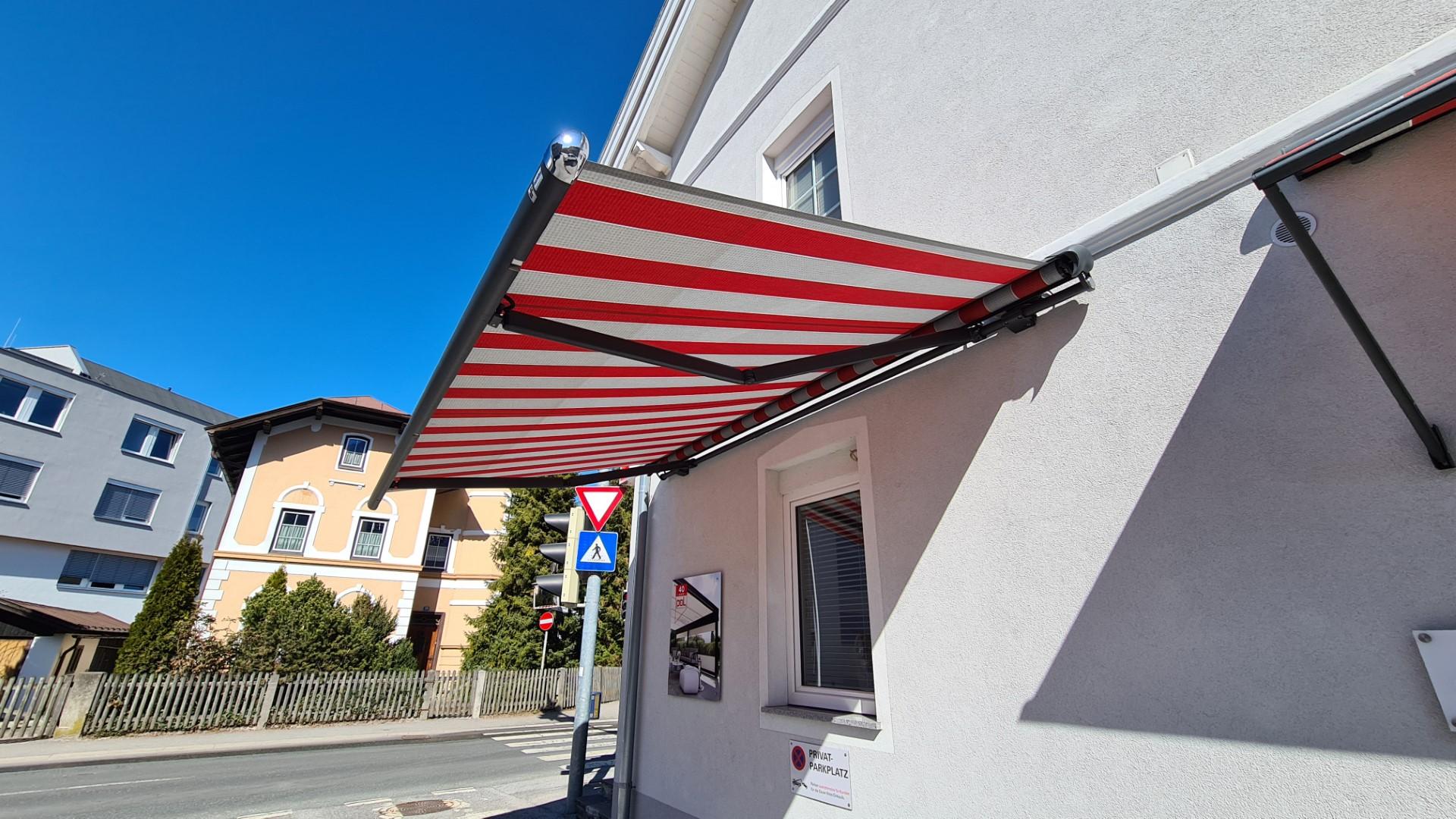 Pal Sonnenschutz, Markilux 1650 - Aktion (2)