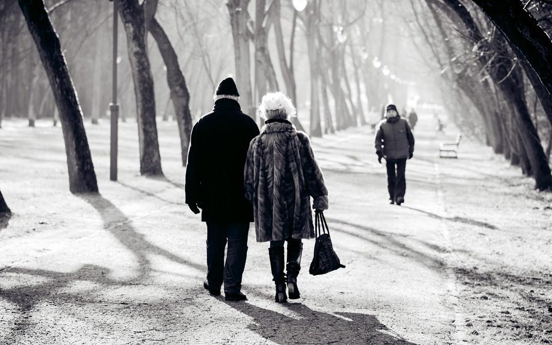 Cómo prevenir los efectos del frío en personas mayores