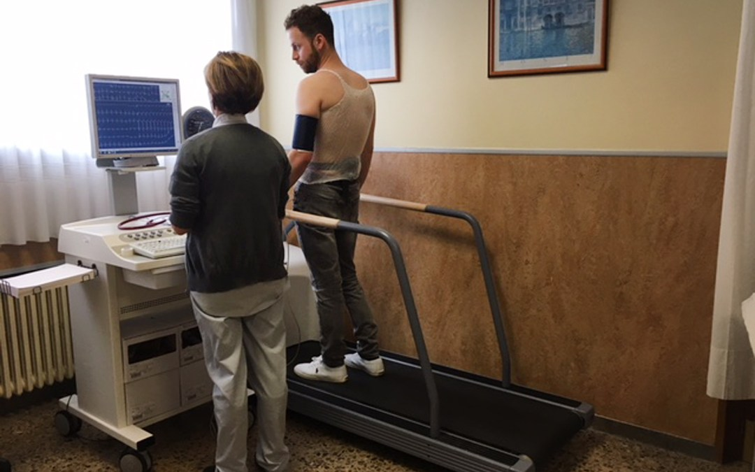 La ergometría o prueba de esfuerzo