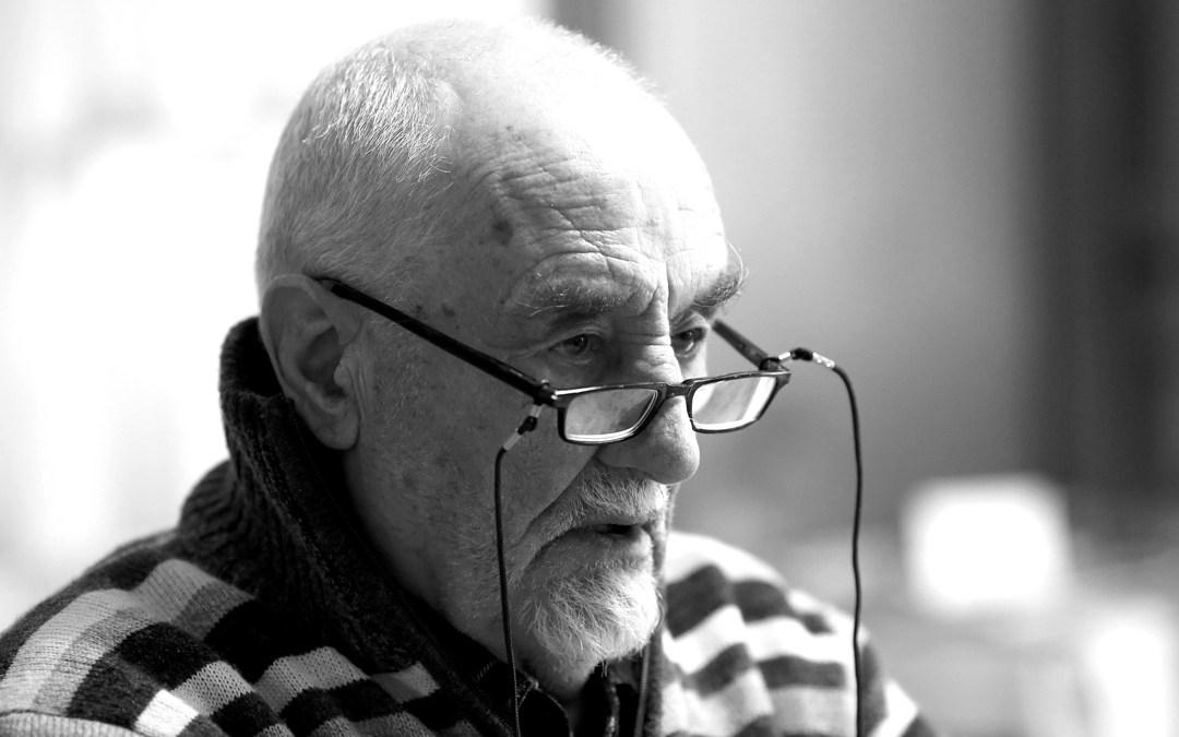 Cuidados de la visión en las personas mayores