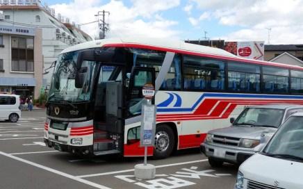 周遊バス 仙台空港~松島~平泉線