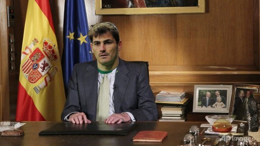 World stunned as Spain's football king announces his abdication