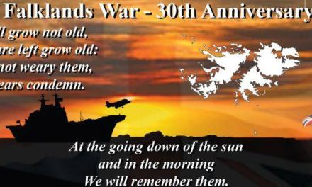 30 YEARS FALKLANDS