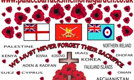 LET US REMEMBER THEM WITH HONOUR AND PRIDE
