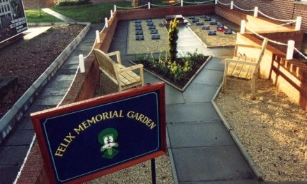 321 EOD Memorial Garden Northern Ireland