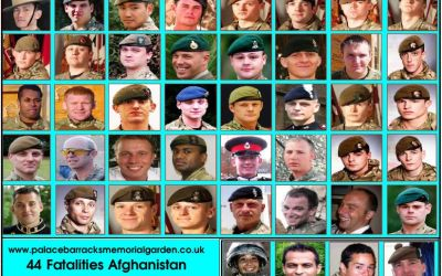 AFGHANISTAN UNITED KINGDOM FATALITIES 01.01.2012 – 31.12.2012