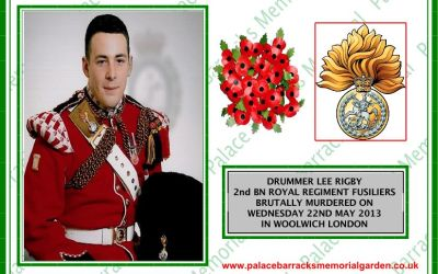 Drummer Lee Rigby, 2nd Battalion The Royal Regiment of Fusiliers