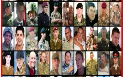 70 Heroes killed in Afghanistan(2)