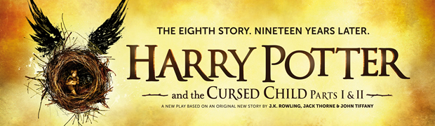 harry potter and the cursed child tickets poster