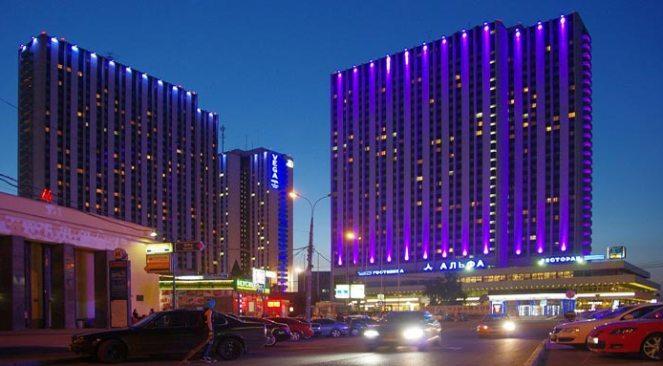 Hôtel Izmaïlovo