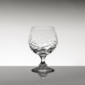 Set pahare coniac din cristal Bohemia - Mystique 2
