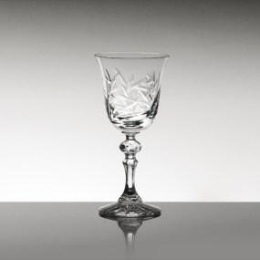 Set pahare lichior din cristal Bohemia - Imperial