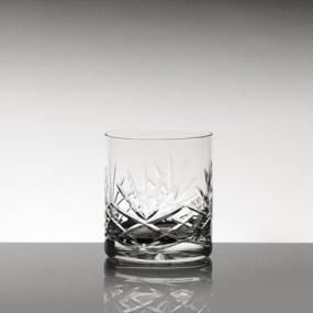 Set pahare whisky mari din cristal Bohemia - Mystique 2