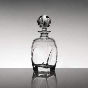 Sticla whisky din cristal Bohemia - Fiord