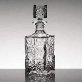 Sticla whisky din cristal Bohemia - Imperial