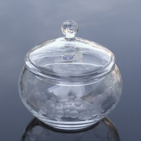 Bomboniera din cristal Bohemia - Dorida