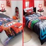 Lenjerie de pat copii TAC Disney CARS 2 MOVIE