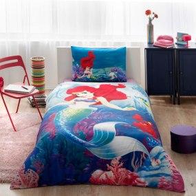 Lenjerie de pat copii TAC Disney - ARIEL