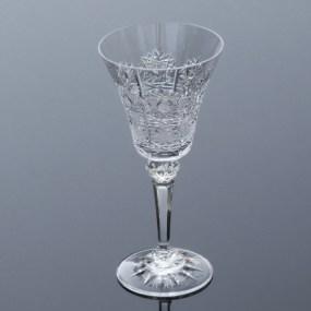 Pahare Vin Cristal Bohemia - PORTO