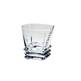 Pahare whisky cristal Bohemia ROCKY