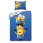 Lenjerie de pat copii Minions MI027