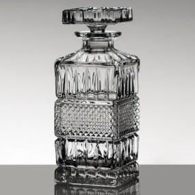 Sticla Whisky Cristal Bohemia Brittany