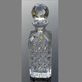 Sticla whisky cristal bohemia ANGELA